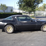 Pontiac TRANS AM ,V8 BANDIT ,POMOTION WEEK