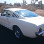 Mustang Fastback V8 C-code 289 , automatic