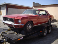 Mustang V8 C-kode Coupe