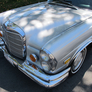 Mercedes SE 280 W111 COUPE