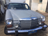 MERCEDES W114 280Coupe