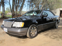Mercedes E320 W124 COVERTIBLE