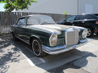 Mercedes SE250 W111 COUPE Automatic