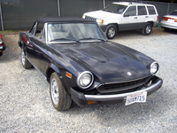 FIAT SPIDER Automatic